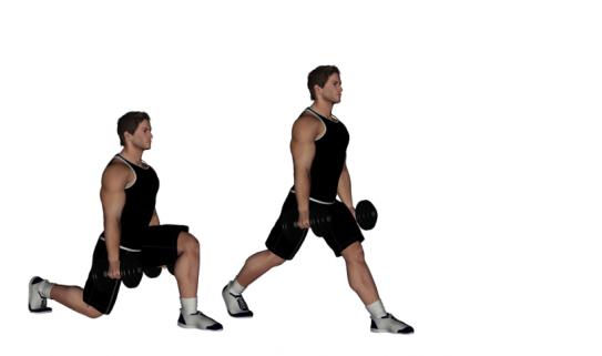 split-squats