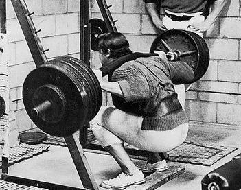 Arnold Deep Squat