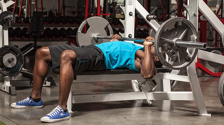 3 Exercises To Improve Your Bench Press Fitness